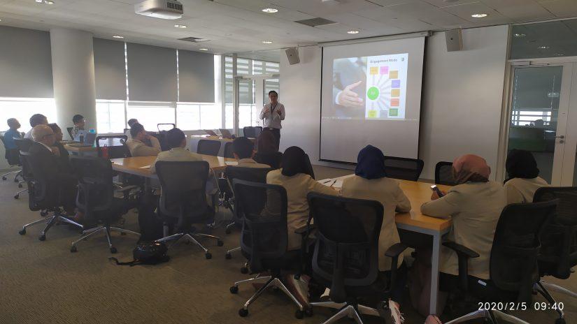 Study Visit Singapore 2020